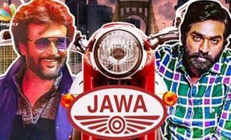 Jawa Connects Rajinikanth & Vijay Sethupathi : Mechanic Sekar & 96 Director Interview on Yezdi Bikes