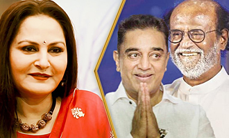 Only Rajini and Kamal can replace Jayalalitha's leadership : Jayaprada Interview