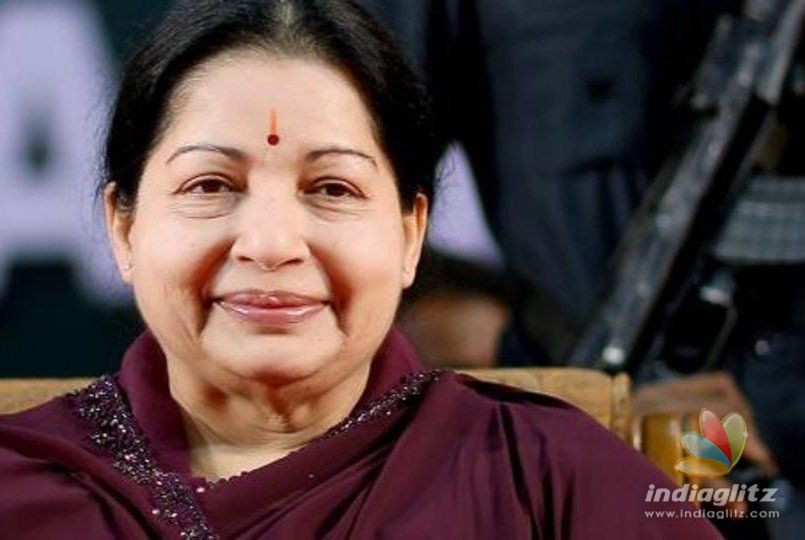 Actress fixed to portray Jayalalithaa in biopic?