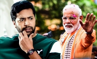 WOW! Narendra Modi appearing in Jayam Ravi's movie