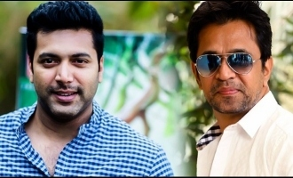 Action King Arjun joins Jayam Ravi's next