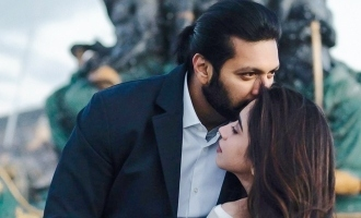 Jayam Ravi - Aarti's Paris romance will leave you awestruck!