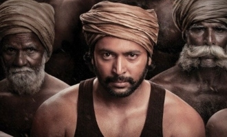 Is this Jayam Ravi's character in Bhoomi?