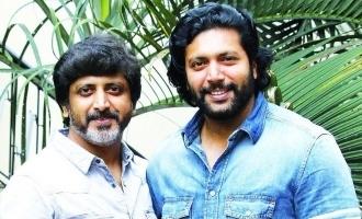 """Like fathers like sons!"" - Director Mohan Raja's adorable birthday wish to Jayam Ravi"