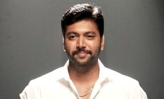 Jayam Ravi teams up with a debutant director next!