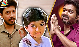 Remember kutty Vijay from Friends Movie? - Jayanth Interview