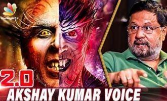 I Couldn't Deliver Shankar's Vision : Jayaprakash on Akshay Kumar's Voice in 2.0
