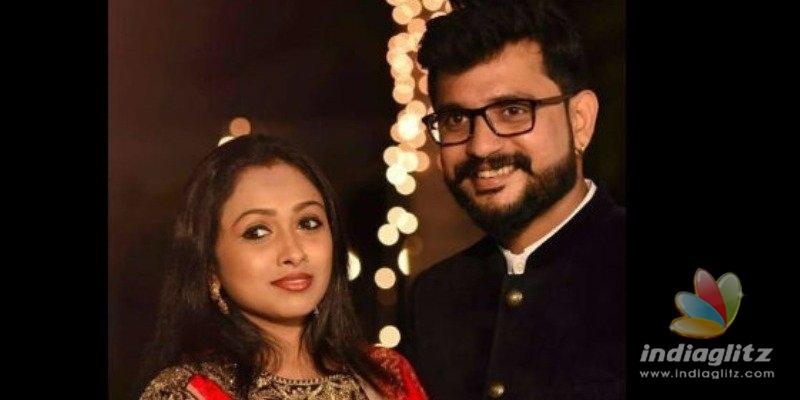 Actress Jayashrees husband Eashwar Raghunath arrested for allegedly attacking her