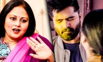 I Slapped Only Simbu : Jayasudha Interview