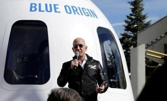 World's richest man Jeff Bezos to fly to space today: Details