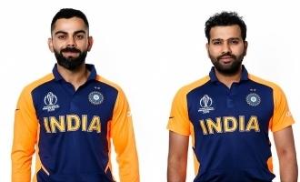 orange jersey team india