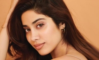 Janhvi Kapoor stuns the internet with her robust workout session - picture goes viral