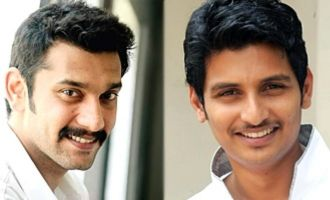 Breaking! Jiiva and Arulnithi team up for a new movie