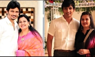 Jiiva's adorable birthday wishes to his wife wins hearts!