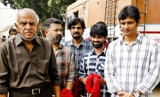 Jiiva teams up with a debutant director next!