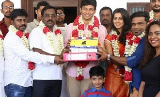 Jiiva 'Kee' Movie Launch