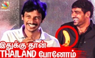 Real Reason on Choosing Thailand : Jiiva Funny Speech