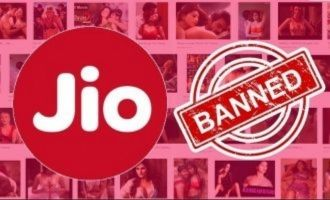Porn sites totally blocked for Jio Users