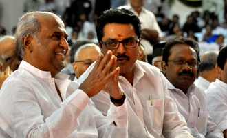 Kollywood Stars at the Chief Minister Swearing in Ceremony