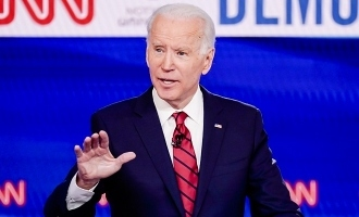 Who is Joe Biden - the Democratic nominee for president in the 2020 US election?