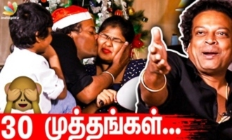 John Vijay and family fun Christmas interview