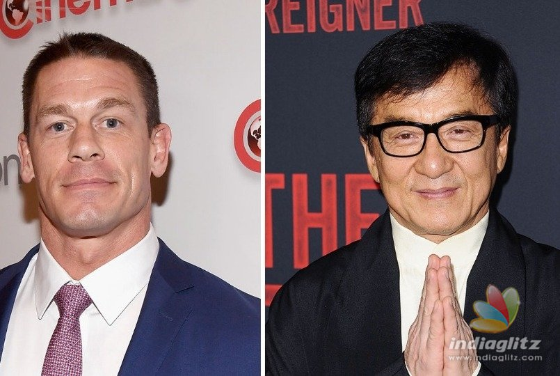 This is Huge! Jackie Chan and John Cena join hands for a new movie