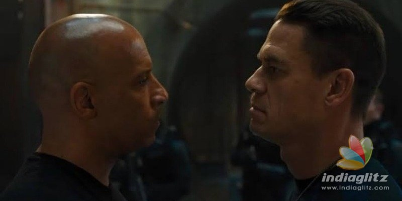 John Cena turns villain in Fast and Furious 9 - trailer is here