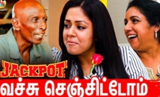 We trolled Mottai Rajendran left and right - Revathi and Jyothika interview