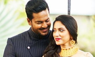Costume Designer Joy Crizildaa's Engagement