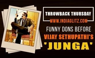Throwback Thursday! Funny dons before Vijay Sethupathi's  'Junga'