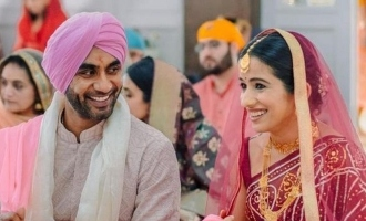 Indian cricketer and Mumbai Indians gets married to long-time girlfriend; Shares pictures