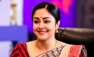 Jyothika's next with a 96 connect!
