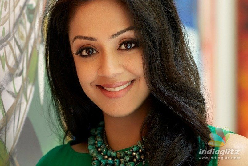 Jyothika signs a brand new film