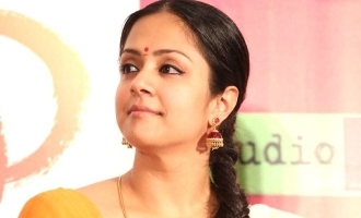 Jyothika's massive gesture for Thanjavur hospital!