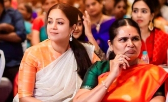 """""""My mother in law is my inspiration"""" - Jyothika opens up about her 50th film"""