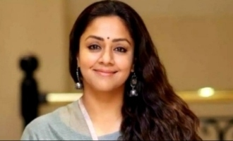 Jyothika to play the elder sister of a mass hero in new movie?