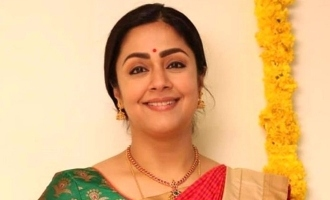 Jyothika once again awes fans with her artistic skills - Take a look