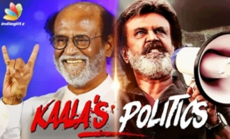 Kaala will Give a Push for Rajini's POLITICS : Art Director Ramalingam Interview