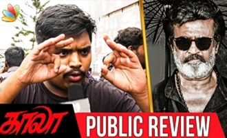Must Watch - Rajini Haters Kelambu ! : Kaala Public Review and Reaction