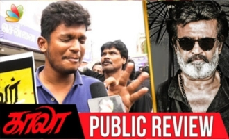 This is truly a Rajini film! : Kaala Public Review and Reaction
