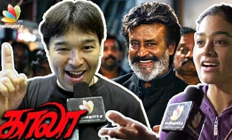 I Came from Japan, Only for KAALA : Japanese Rajini Fan