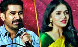 Romba Romance Panna Heroine Ivangathan : Vijay Antony Speech