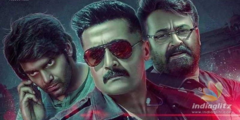 High Courts strong decision on story theft case against Kaappaan
