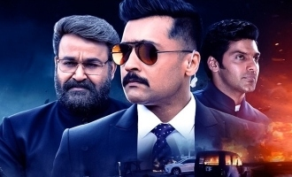 'Kaappaan - Bandobast' USA  2nd week Schedule and Theater list