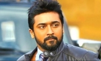 Red Hot! Suriya turns villain in his next