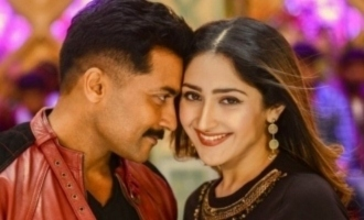 Suriya's 'Kaappaan' running time revealed