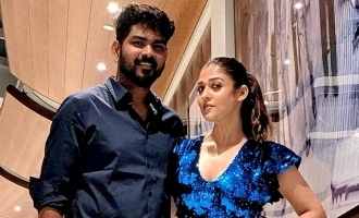Vignesh Sivan tweet about announcement of Nayan movie
