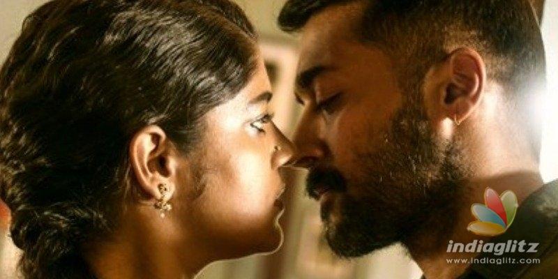 Suriya in a romantic mood for GVPs folksy rap Kaatu Payale lyrical video is here