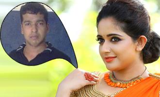 OMG! Kavya Madhavan is the mysterious