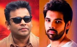 AR Rahman to do it for Sibiraj's next movie!